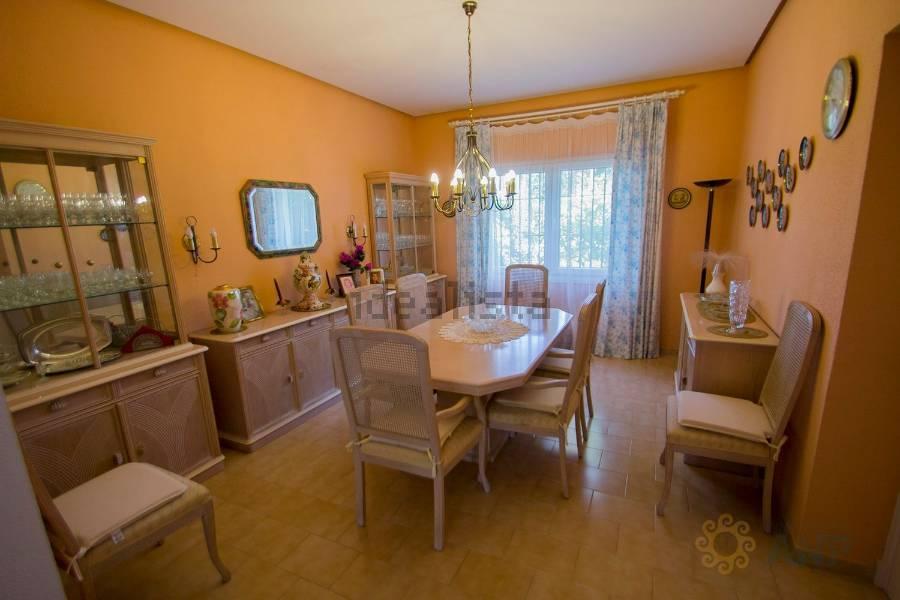 Comedor de 16 m²