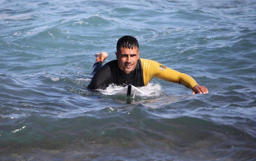 Volver a surfear